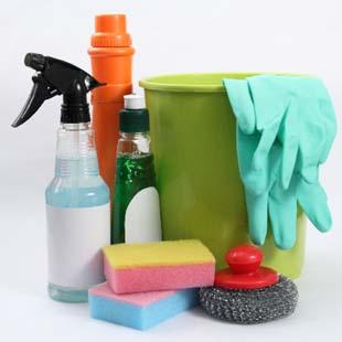建物清掃管理のイメージ